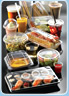 Clear or Coloured PLA Food and Drink Containers